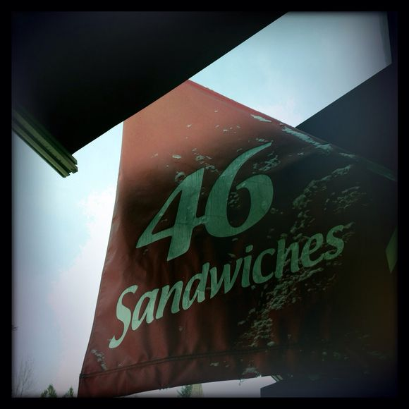 46 Sandwiches in Lake Placid