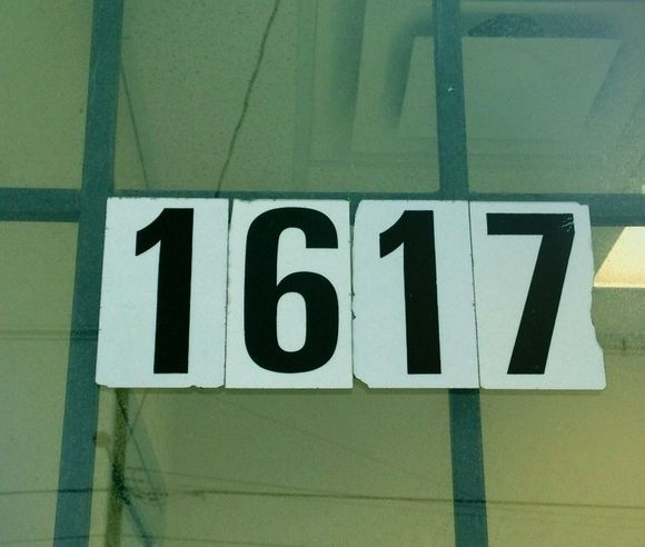 the Numbers 16 & 17